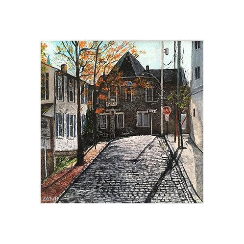Church Ave Print