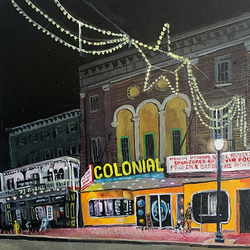 Colonial Finale