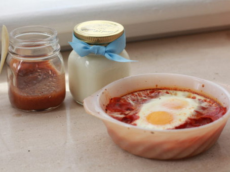 Rosehurst Shakshuka Baked Eggs