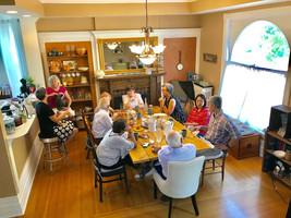 Breakfast at Rosehurst