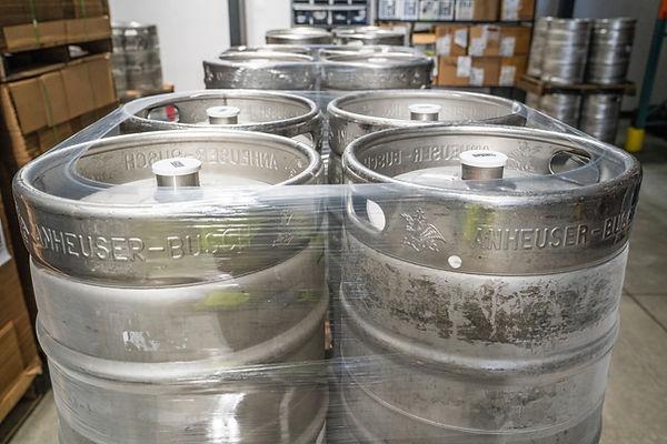 keg of beer to orde