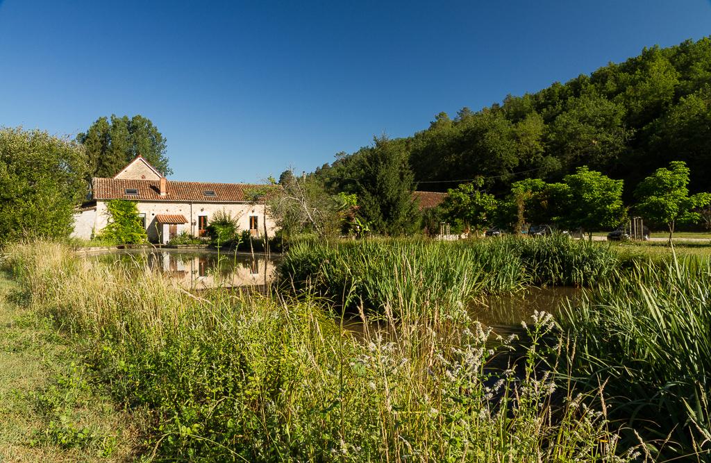 Moulin de la Mailleraie