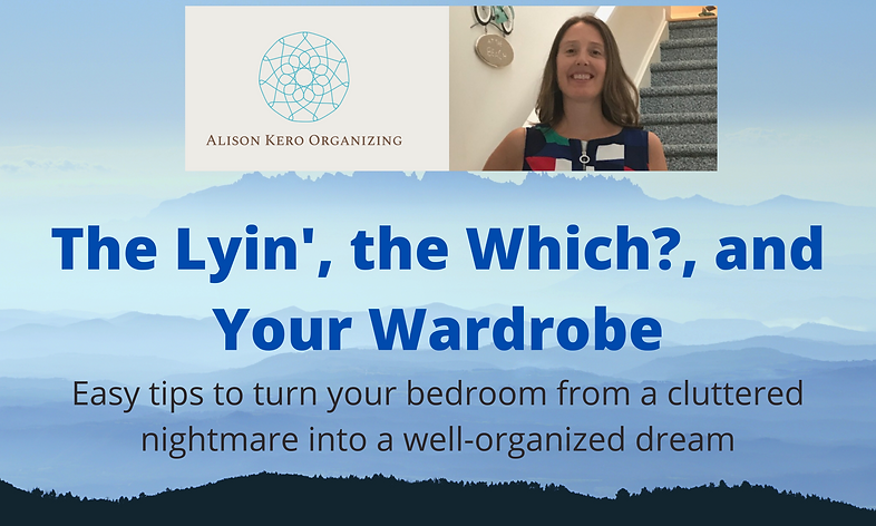 The Lyin', the Which, and Your Wardrobe.