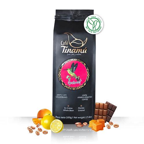 Café Tinamú Gourmet 500 Gramm
