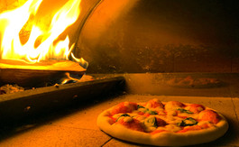 Neopolitan Wood Fired Pizza