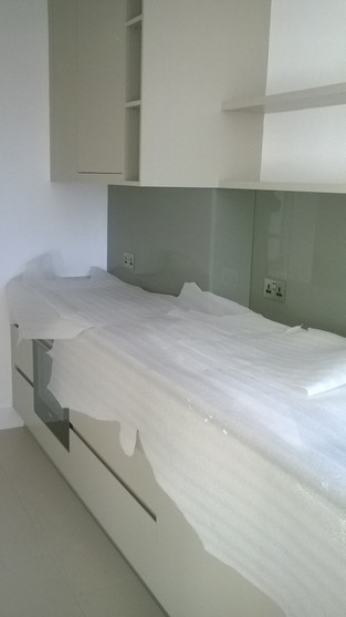 Quality control of high specification units.