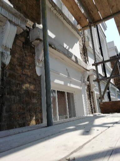 Front facade.