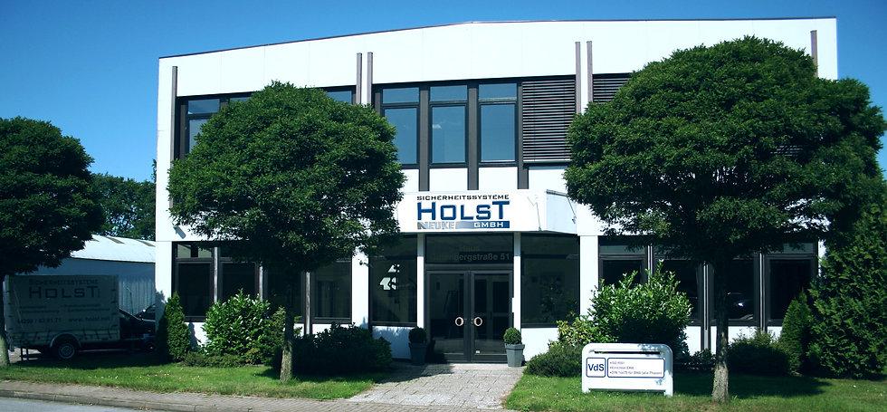 Gebäude Sicherheitssysteme Holst Neuke GmbH