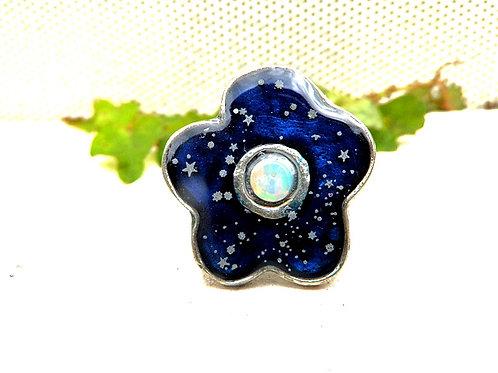Statement Ring #10 星の花