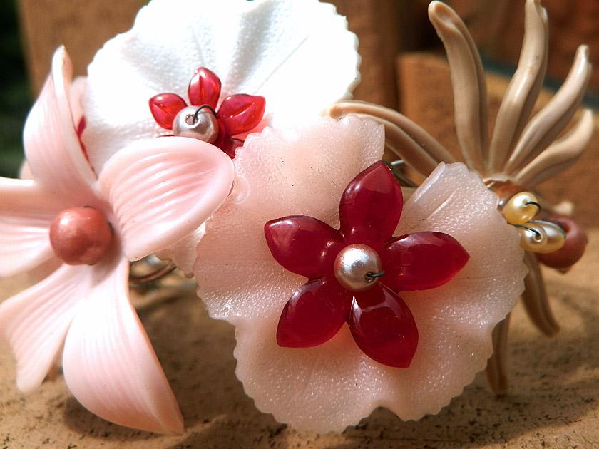 花盛りバングルPK