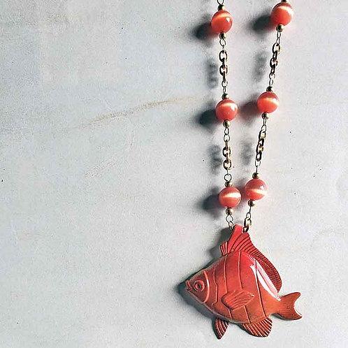 金魚のネックレスAタイプ