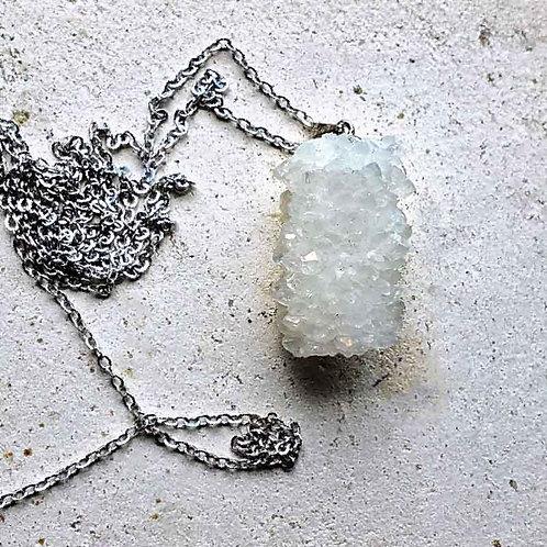 アナンダライトクリスタル(水晶)ネックレス