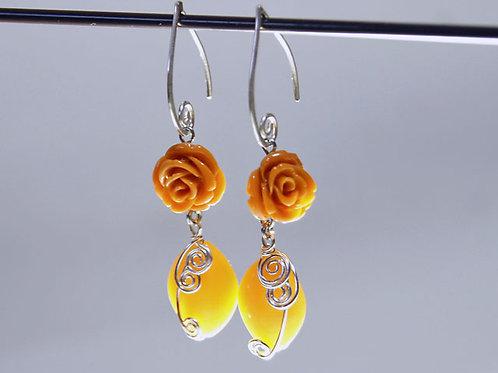 E15 薔薇と檸檬
