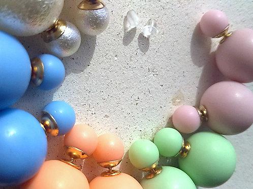 カラフルピアスセット*5色+1で30通りのハピネス!