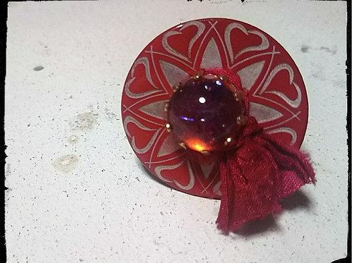フレンチボタンのリング*ドラゴンズブレス