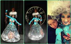 Theatrical, Special Effects, Hair and Media Makeup Student wins Top Competition