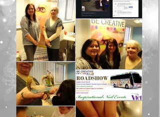 CPD Outing to the Be Creative Roadshow