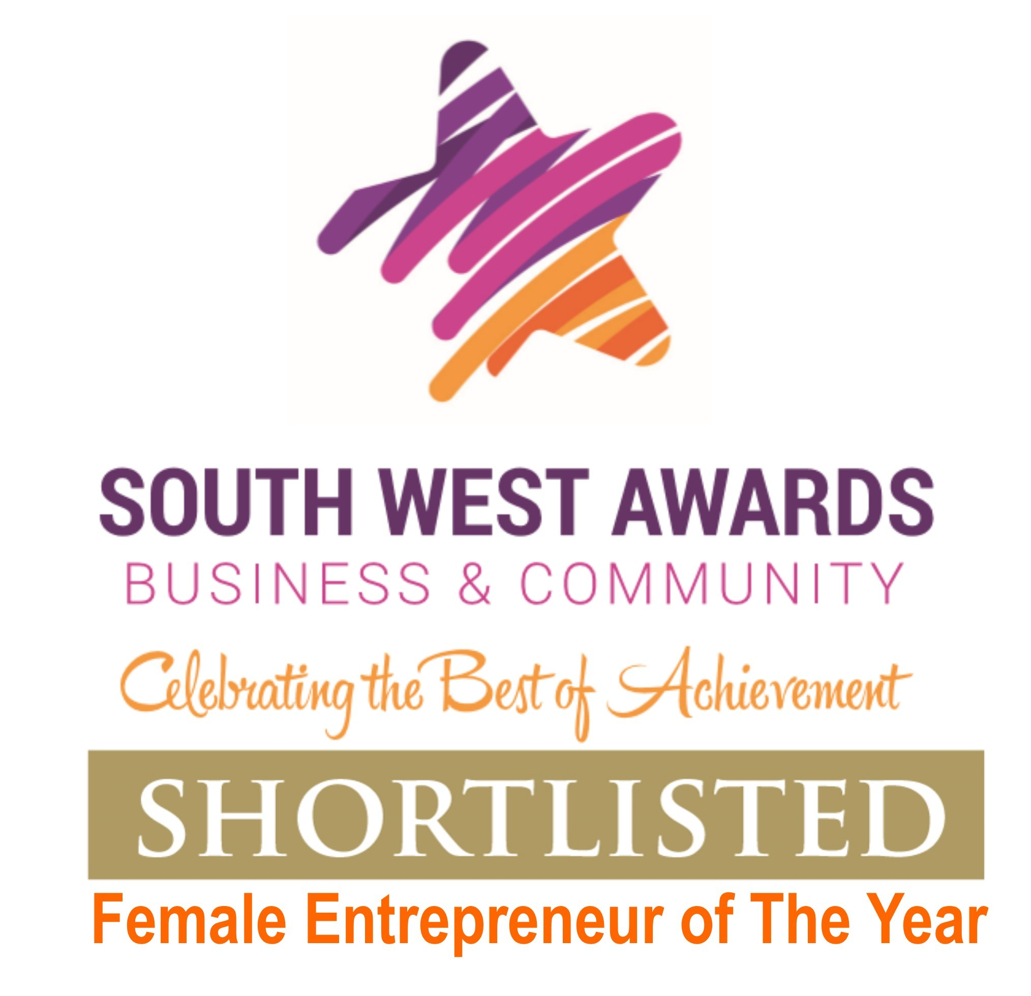 Shortlist Female Entrepreneur of Year