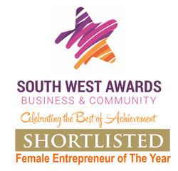 Shortlist Female Entrepreneur of Year