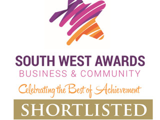 Liz Shortlisted for South West Business Awards