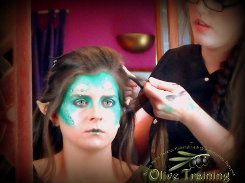 Media Makeup | Olive Training | Wiltshire