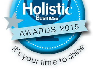 Finalists - Holistic Therapist Magazine