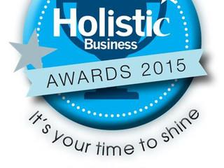 Finalists - Holistic Therapist Magazine