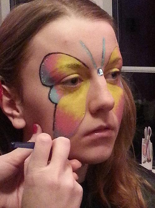 Theme Face Painting L1 Award VTCT