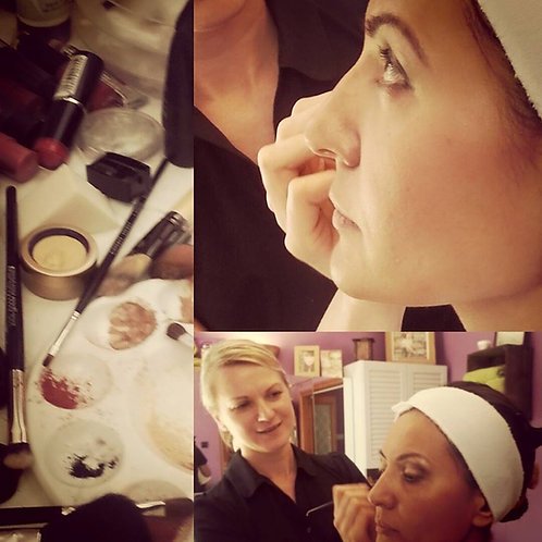 Makeup   Hair   Olive Training   Wiltshire