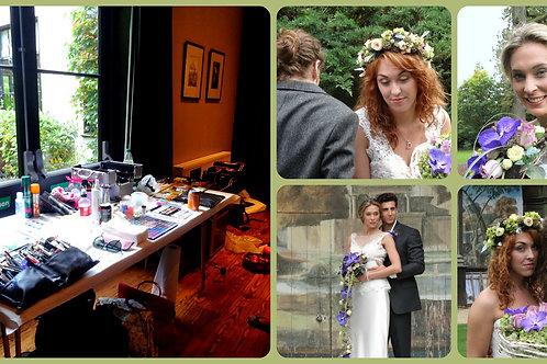 Bridal Makeup | Olive Training | Wiltshire