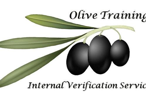 Internal Verification (e-portfolio)