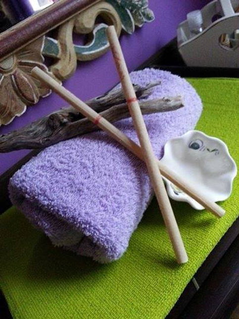 Ear Candling | Olive Training | Wiltshire