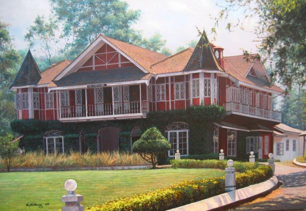 Nay Nat Naung - Maymyo Old House