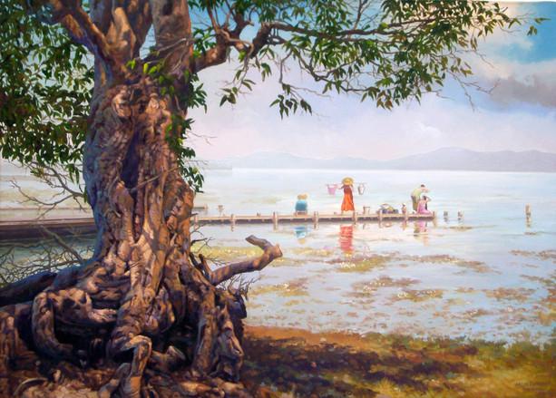Hla Tun - Indawgyi Lake