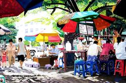 Aung Min - Road Vendors