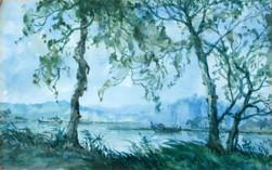 Lu Tin - Chin Dwin River