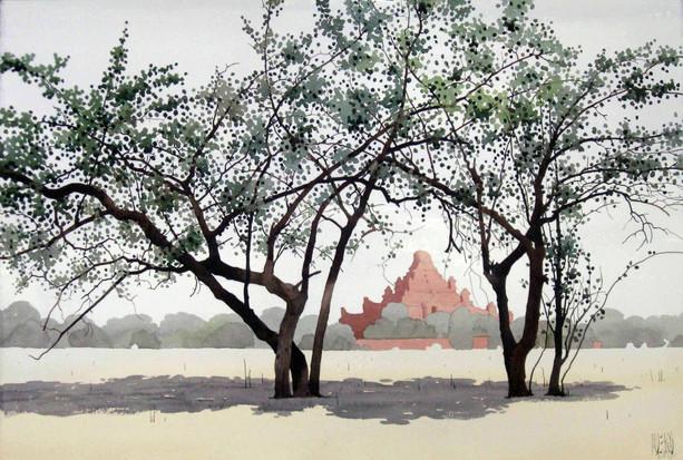 Moe Nyo - Plum Trees