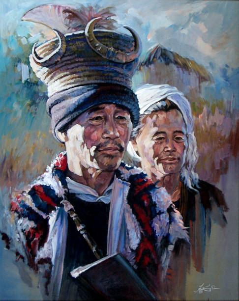 Kaung San - Kachin Man