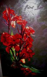 Red flower-2010