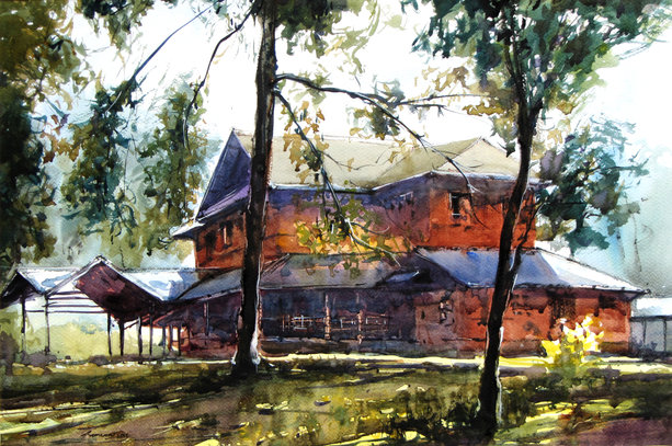 Aye Min-Pyin Oo Lwin-Colonial House 4