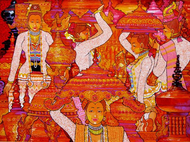 Kyi Thein - Royal Meal Senders
