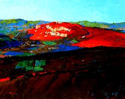 Myoe Kyaw - Reddish Hill