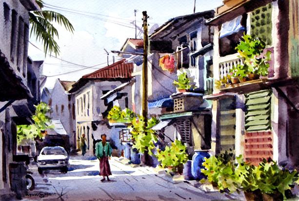Kyaw Shein - Yangon Suburban