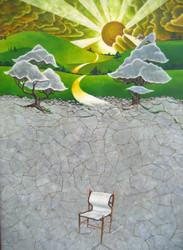 MPP Ye Myint - Chair in the Sun