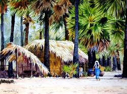 Kyaw Shein - Palm Hut