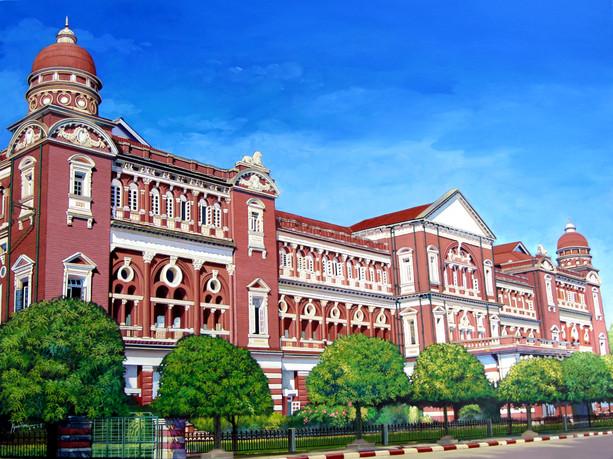 Kyee Soe - High Court Backside