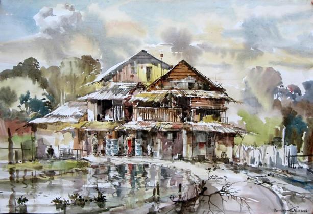 Ramree Tin Shwe - Yangon Suburban 2