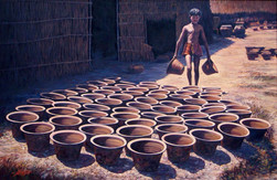 Zaw Min - Pot Makers