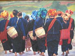 Zaw Min - Poat Tribes