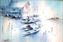 Nay San - Boat Jetty